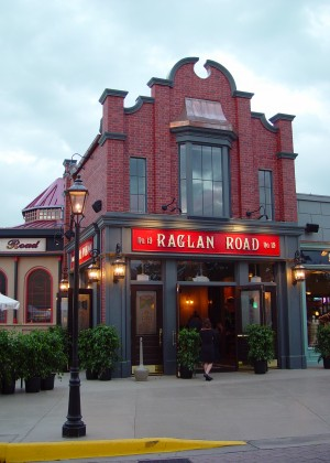 """Raglan Road"" Bar & Restaurant Orlando Florida"
