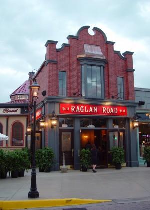 """Raglan Road"" Bar & Restaurant Orlando Florida"